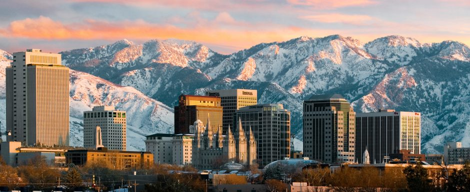 Salt Lake City Utah USA